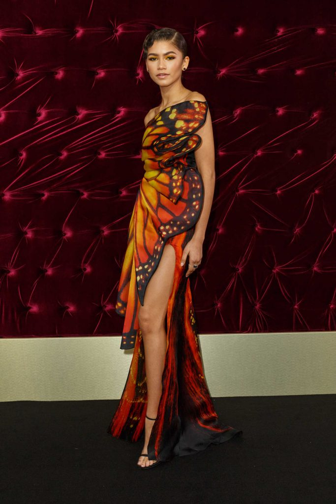 Zendaya At The Greatest Showman Premiere In Sydney Celeb