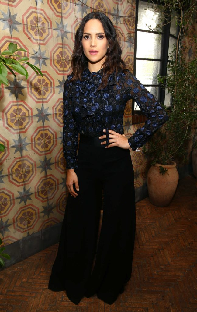 Adria Arjona at Lynn Hirschberg Celebrates W Magazine's It Girls With Dior in LA-3