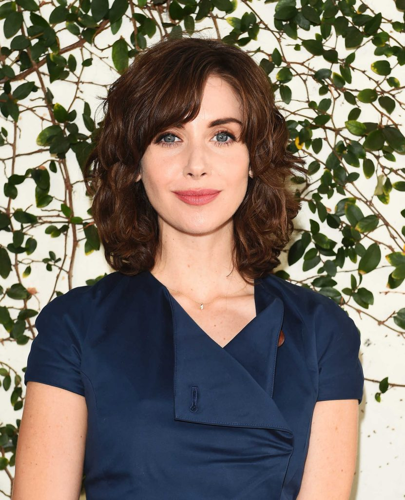 Alison Brie at Lynn Hirschberg Celebrates W Magazine's It Girls With Dior in LA-2