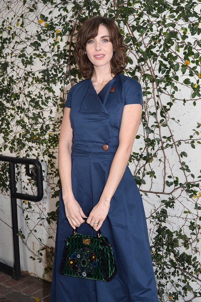 Alison Brie at Lynn Hirschberg Celebrates W Magazine's It Girls With Dior in LA-3