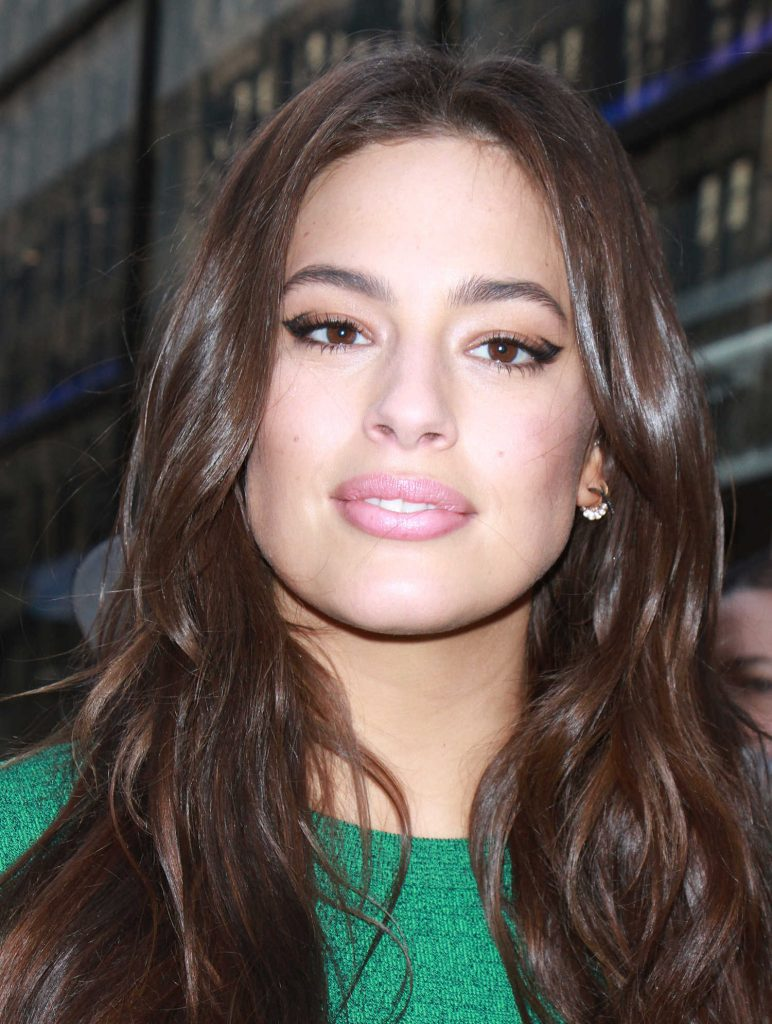 Ashley Graham Arrives at the Today Show in New York City-5
