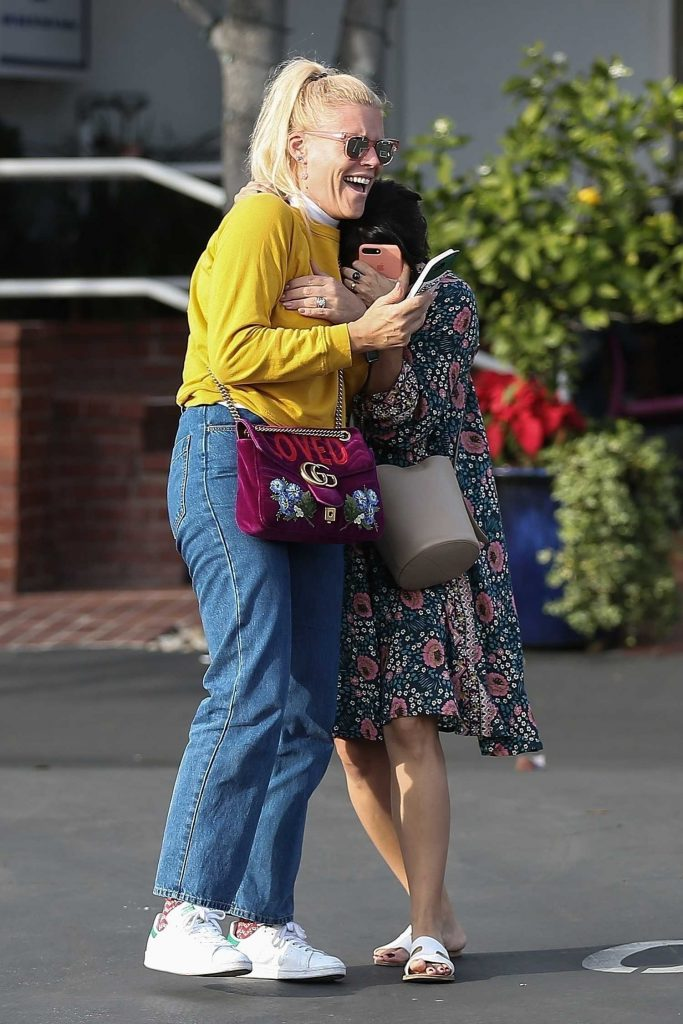 Busy Philipps Leaves Fred Segal in West Hollywood-3