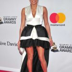 Cassie Ventura at the Clive Davis and Recording Academy Pre-Grammy Gala and Grammy Salute to Industry Icons in New York