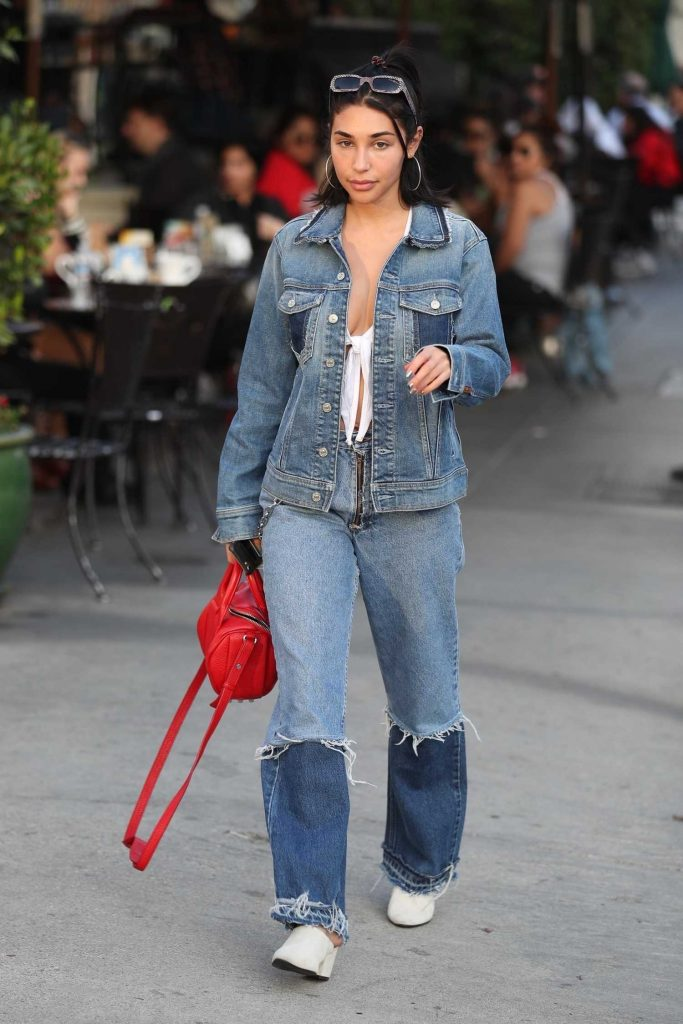 Chantel Jeffries Out to Lunch at Urth Caffe in West Hollywood-1