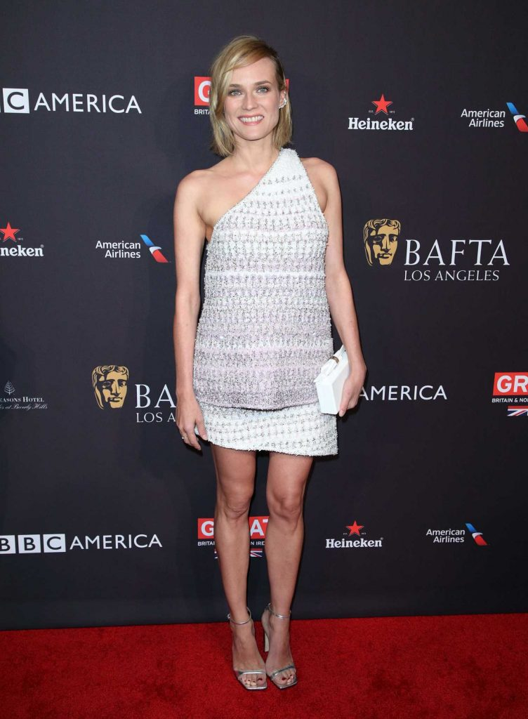 Diane Kruger at the BAFTA Los Angeles Tea Party in Los Angeles-1