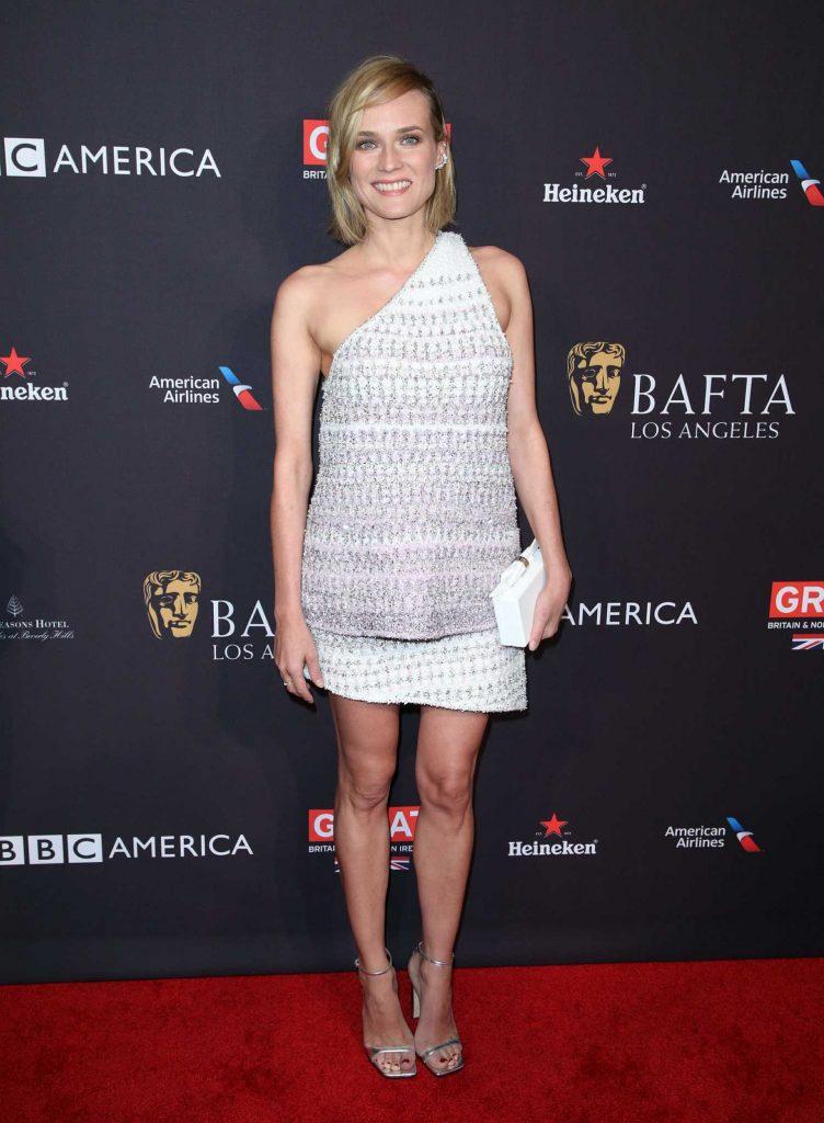 Diane Kruger at the BAFTA Los Angeles Tea Party in Los Angeles-1
