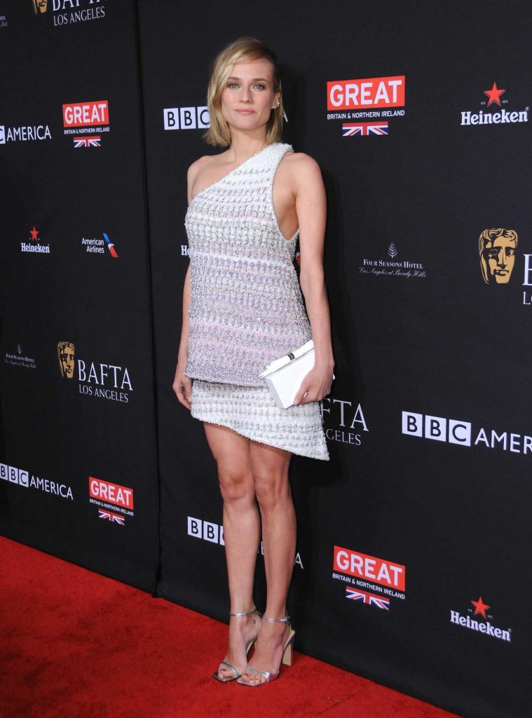 Diane Kruger at the BAFTA Los Angeles Tea Party in Los Angeles-2