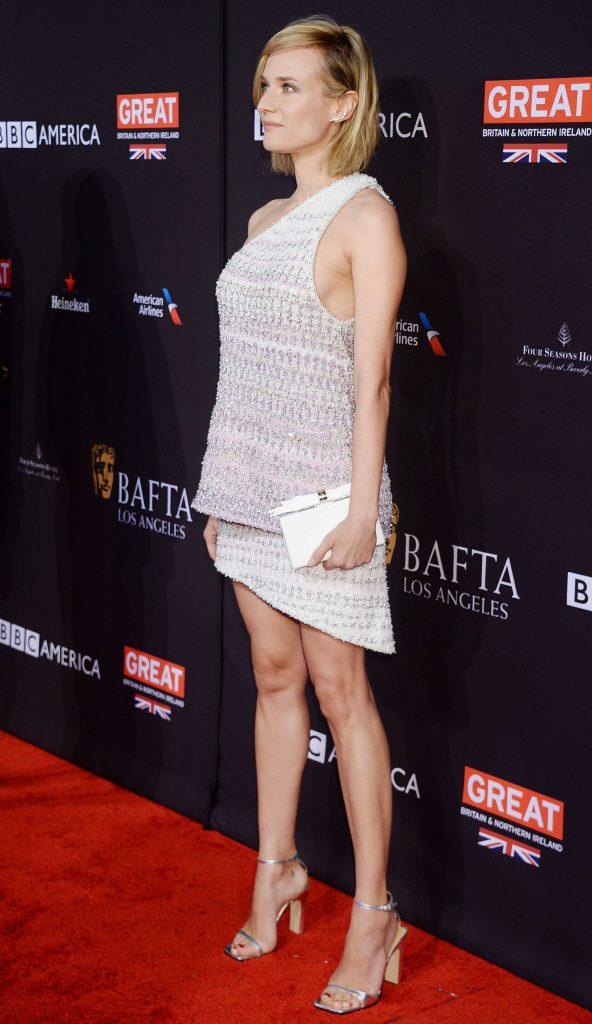 Diane Kruger at the BAFTA Los Angeles Tea Party in Los Angeles-3