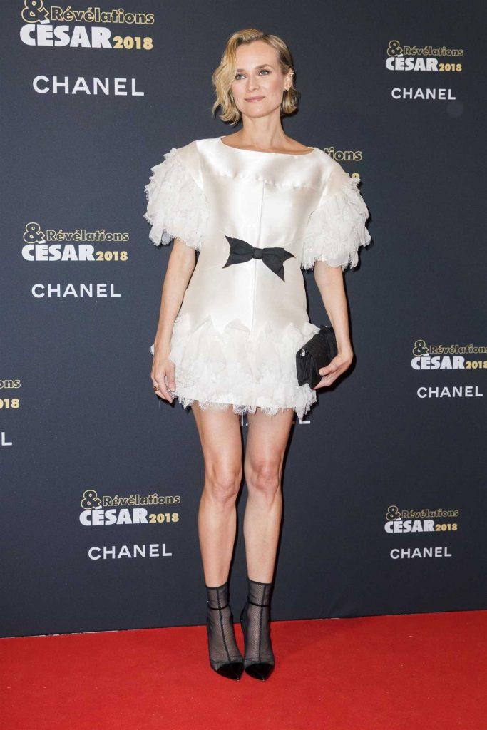 Diane Kruger at the Cesar - Revelations 2018 Party at Le Petit Palais in Paris-1