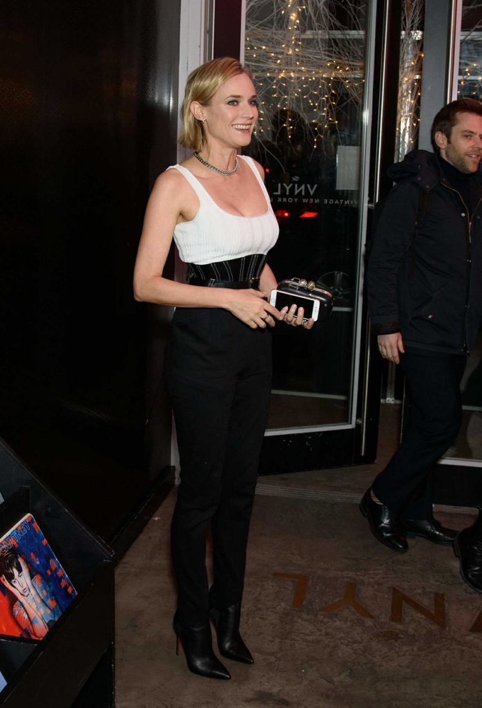 Diane Kruger at the DuJour's Jason Binn Celebrates Winter Cover Star Diane Kruger in NYC-4