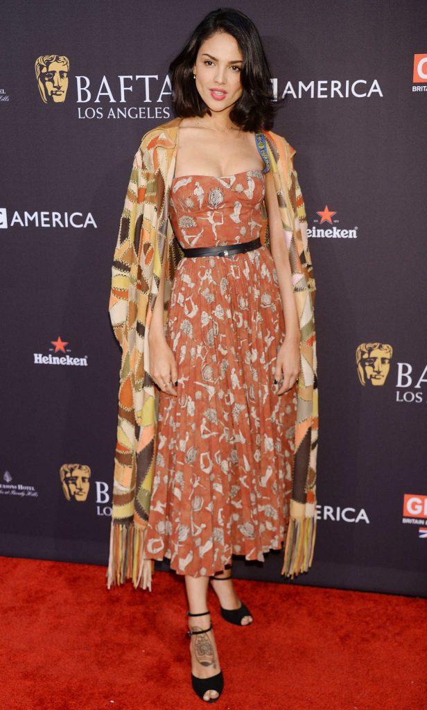 Eiza Gonzalez at the BAFTA Los Angeles Tea Party in Los Angeles-1