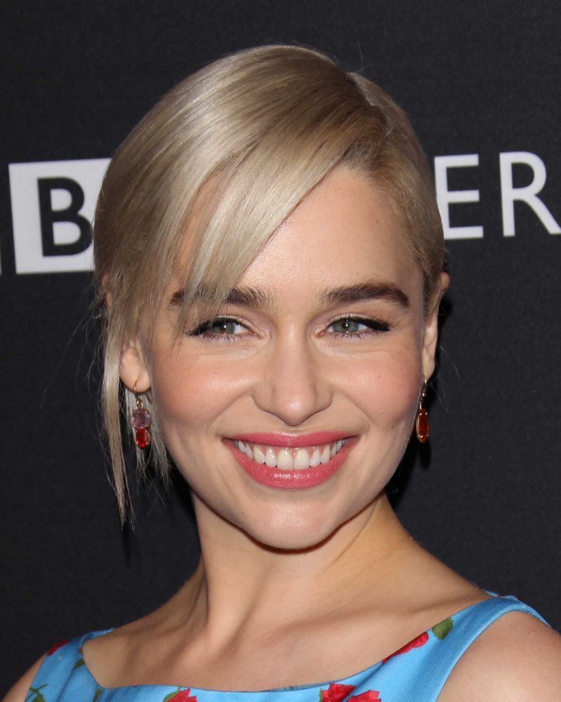 Emilia Clarke at the BAFTA Los Angeles Tea Party in Los Angeles-5