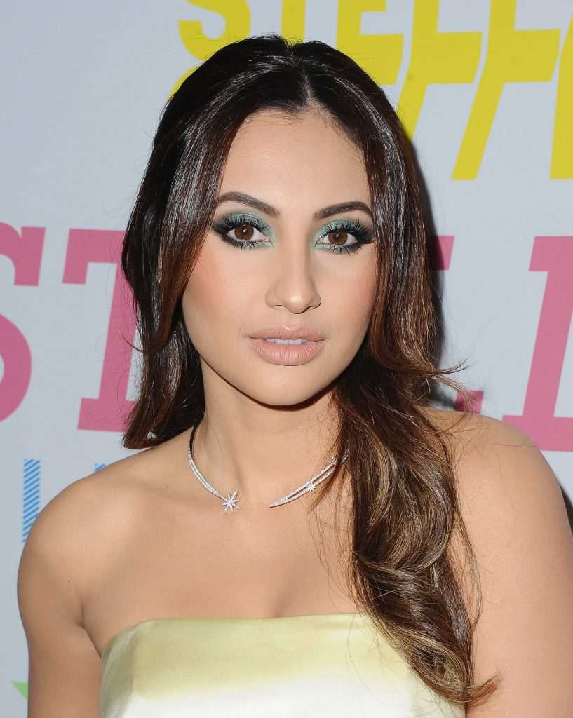Francia Raisa at the Stella McCartney Show in Hollywood-5