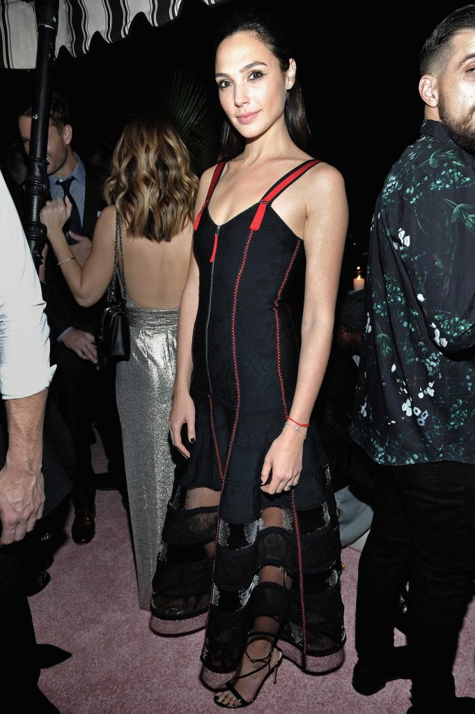 Gal Gadot Attends W Magazine's Best Performances Party in LA-1