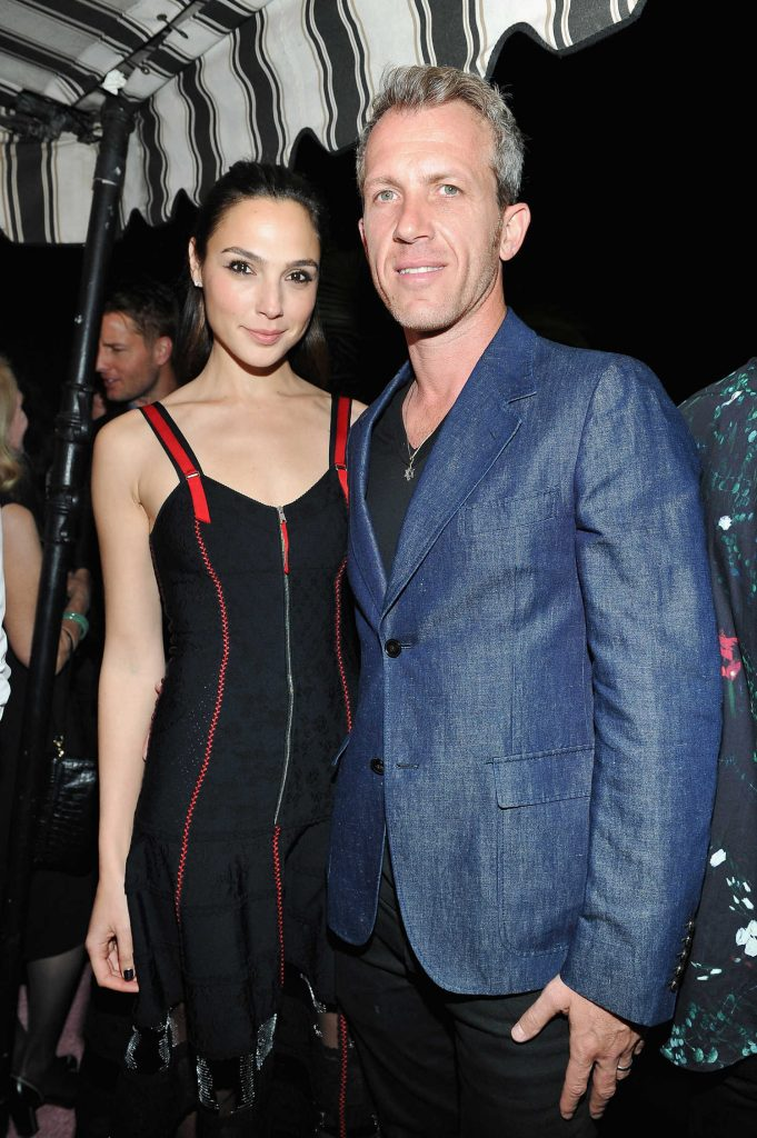 Gal Gadot Attends W Magazine's Best Performances Party in LA-2