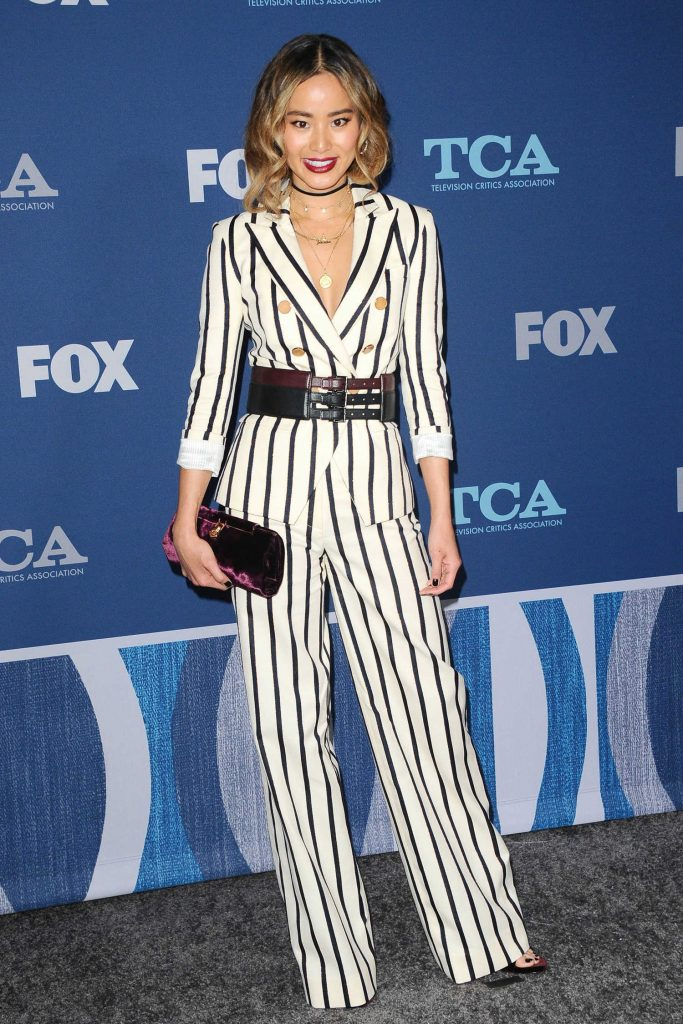 Jamie Chung at the Fox Winter TCA 2018 All-Star Party in Pasadena-1
