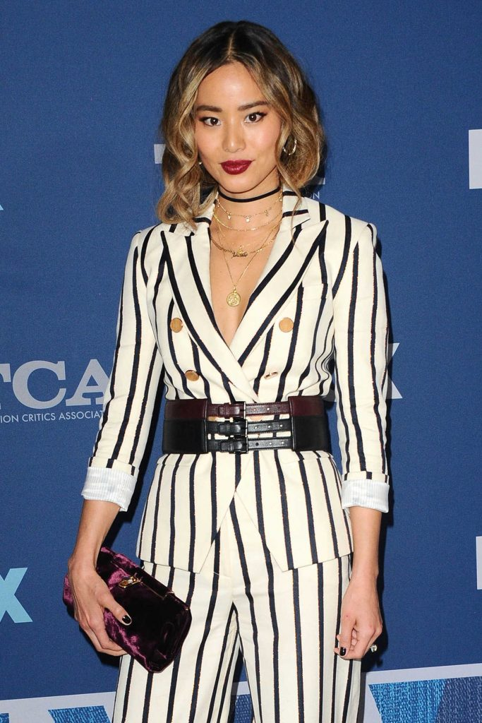 Jamie Chung at the Fox Winter TCA 2018 All-Star Party in Pasadena-3