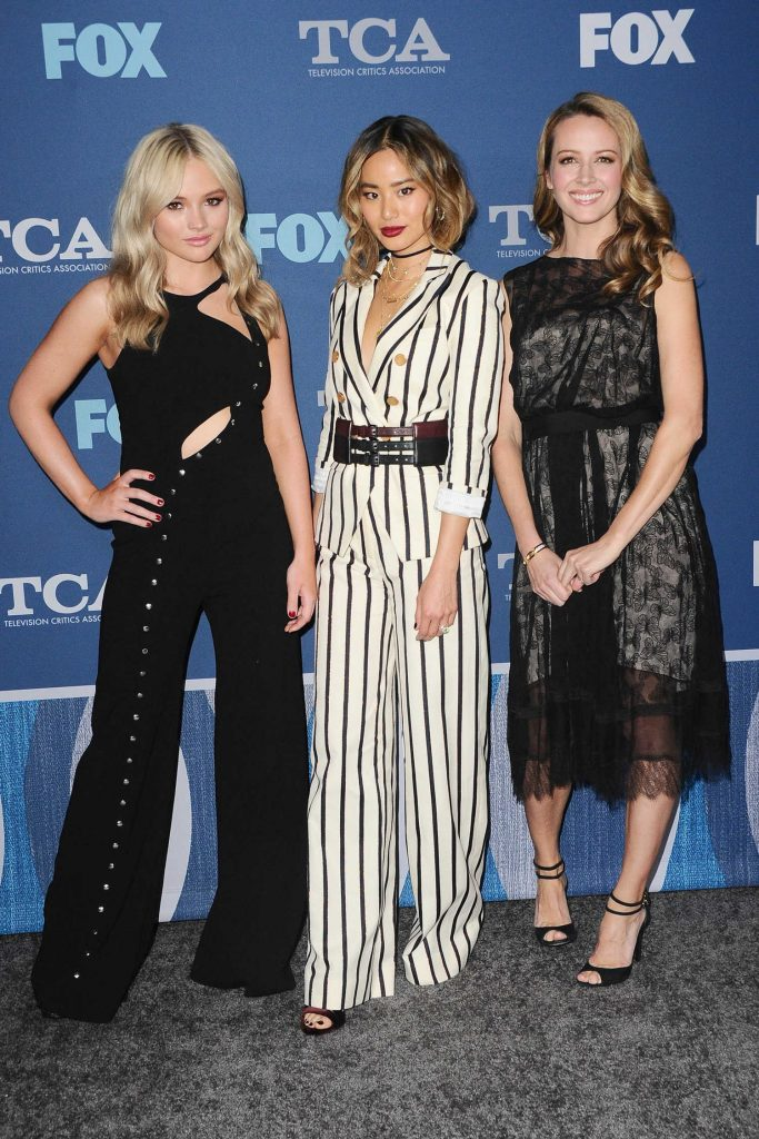Jamie Chung at the Fox Winter TCA 2018 All-Star Party in Pasadena-4