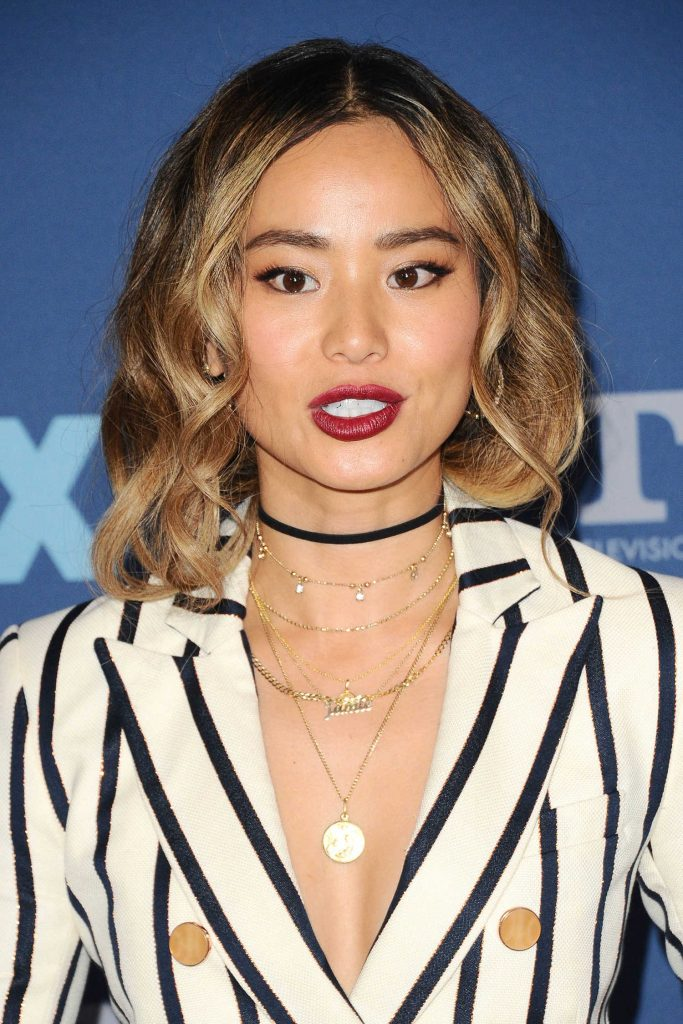 Jamie Chung at the Fox Winter TCA 2018 All-Star Party in Pasadena-5