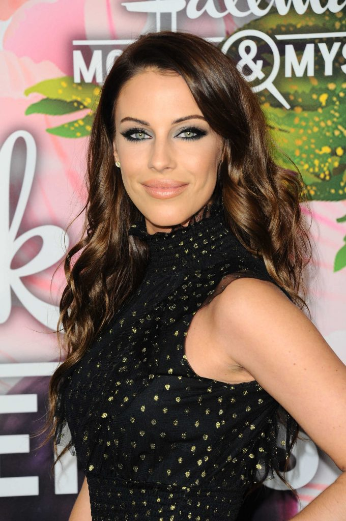 Jessica Lowndes at the Hallmark Channel All-Star Party During the TCA Winter Press Tour in Los Angeles-4