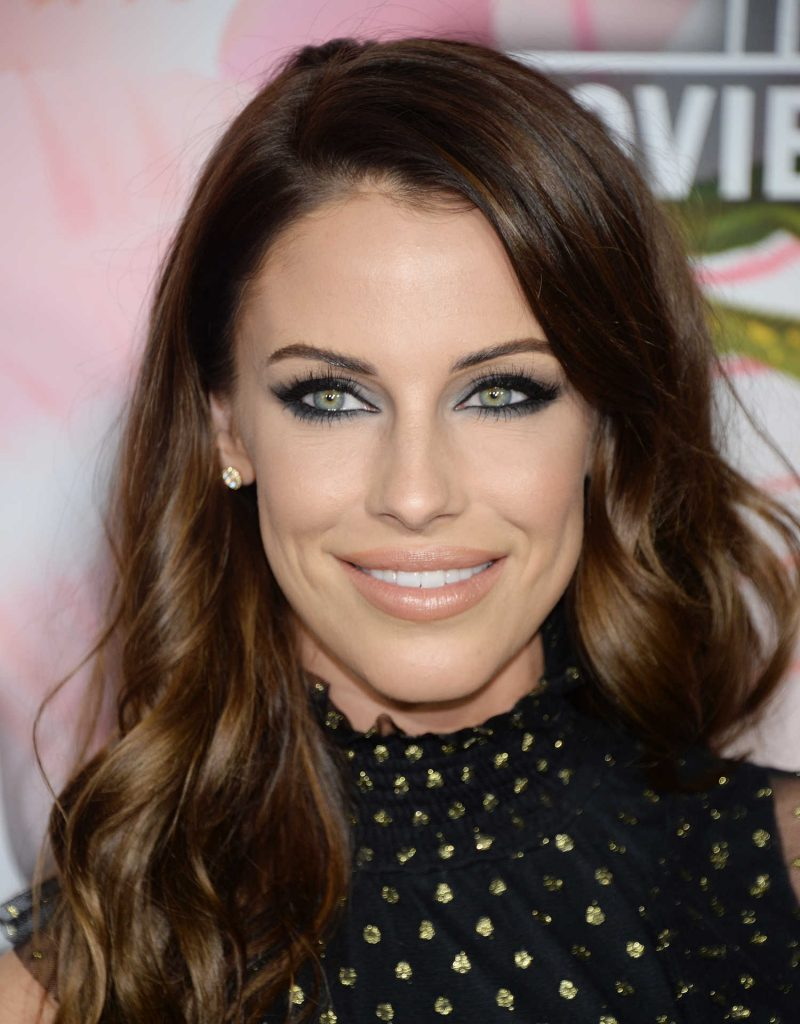 Jessica Lowndes at the Hallmark Channel All-Star Party During the TCA Winter Press Tour in Los Angeles-5