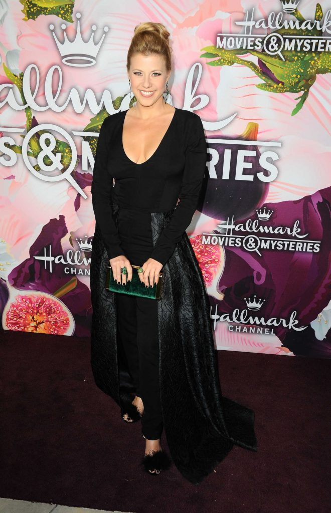 Jodie Sweetin at the Hallmark Channel All-Star Party During the TCA Winter Press Tour in Los Angeles-1