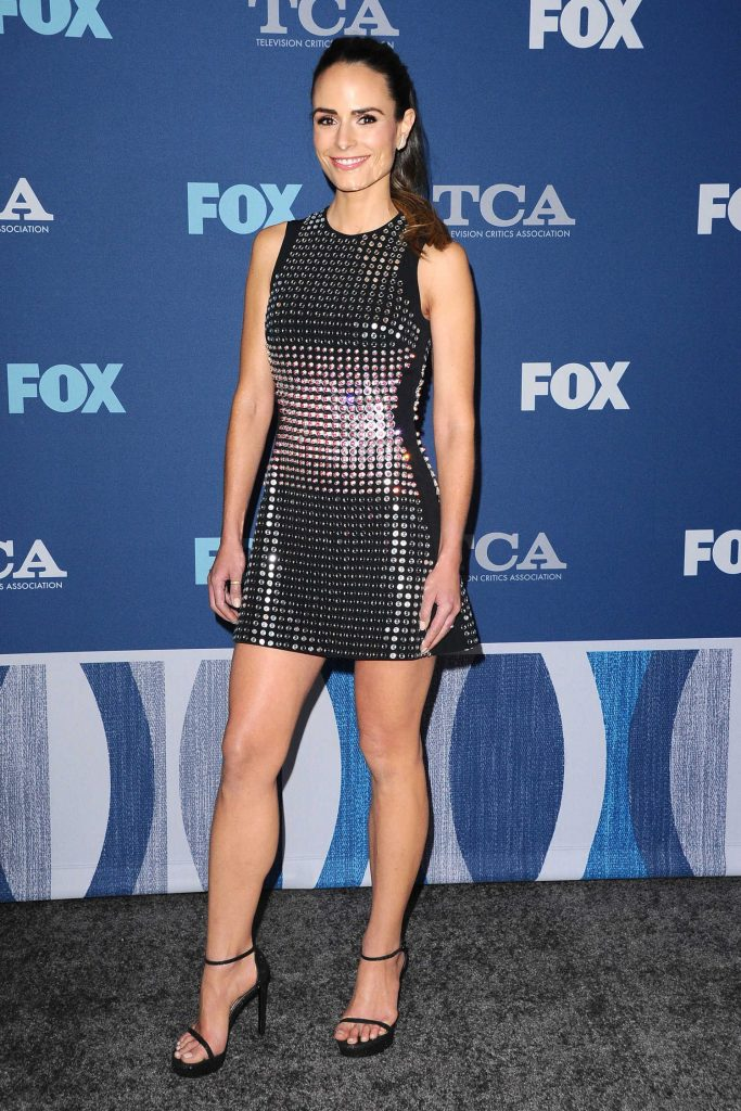 Jordana Brewster at the Fox Winter TCA 2018 All-Star Party in Pasadena-1