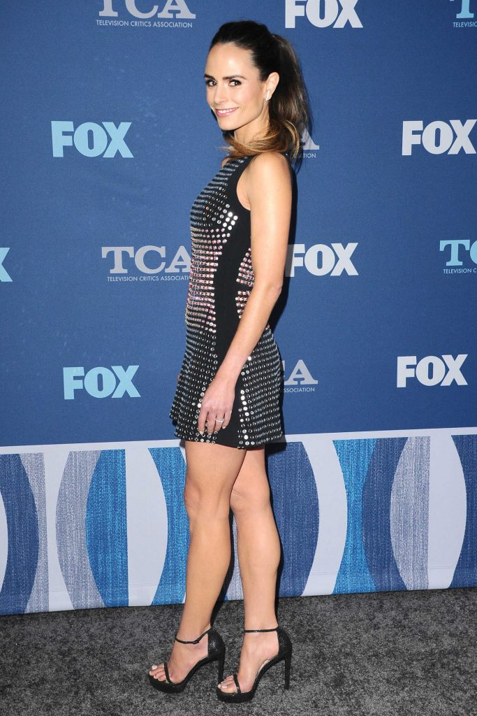 Jordana Brewster at the Fox Winter TCA 2018 All-Star Party in Pasadena-2