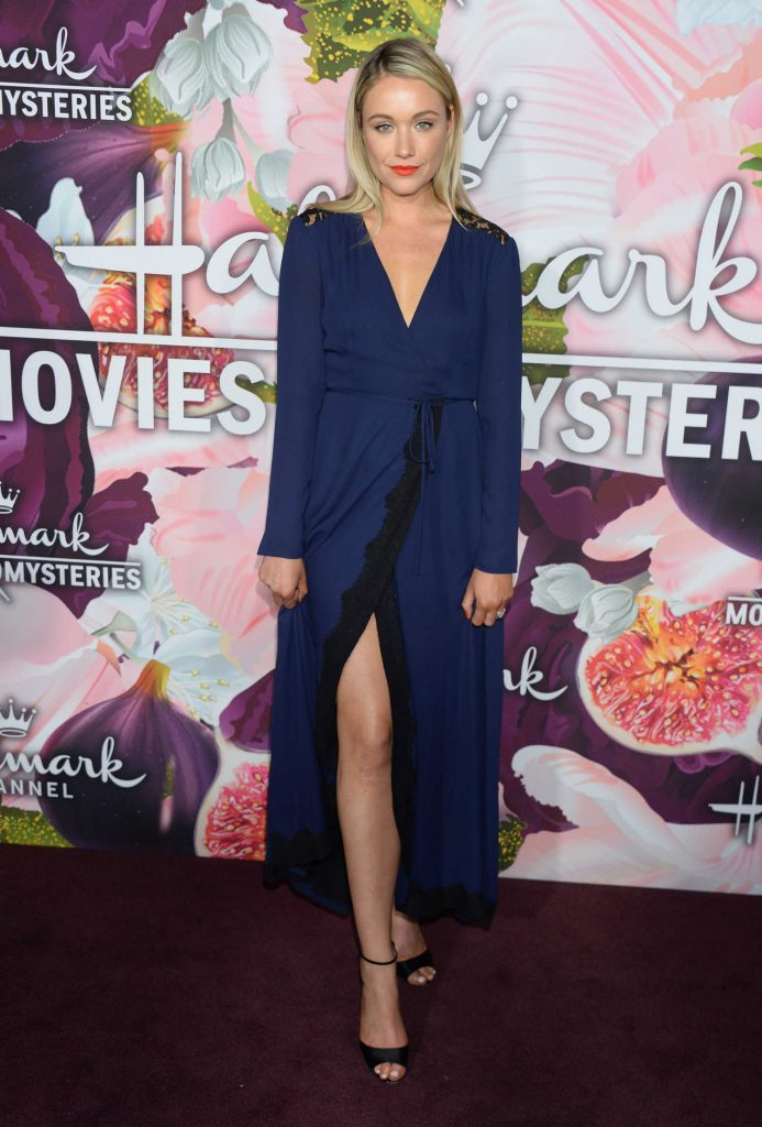 Katrina Bowden at the Hallmark Channel All-Star Party During the TCA Winter Press Tour in Los Angeles-1
