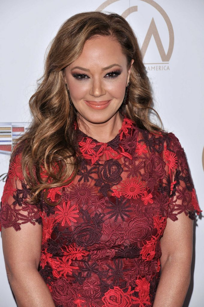Leah Remini Attends the 29th Annual Producers Guild Awards in Beverly Hills-4