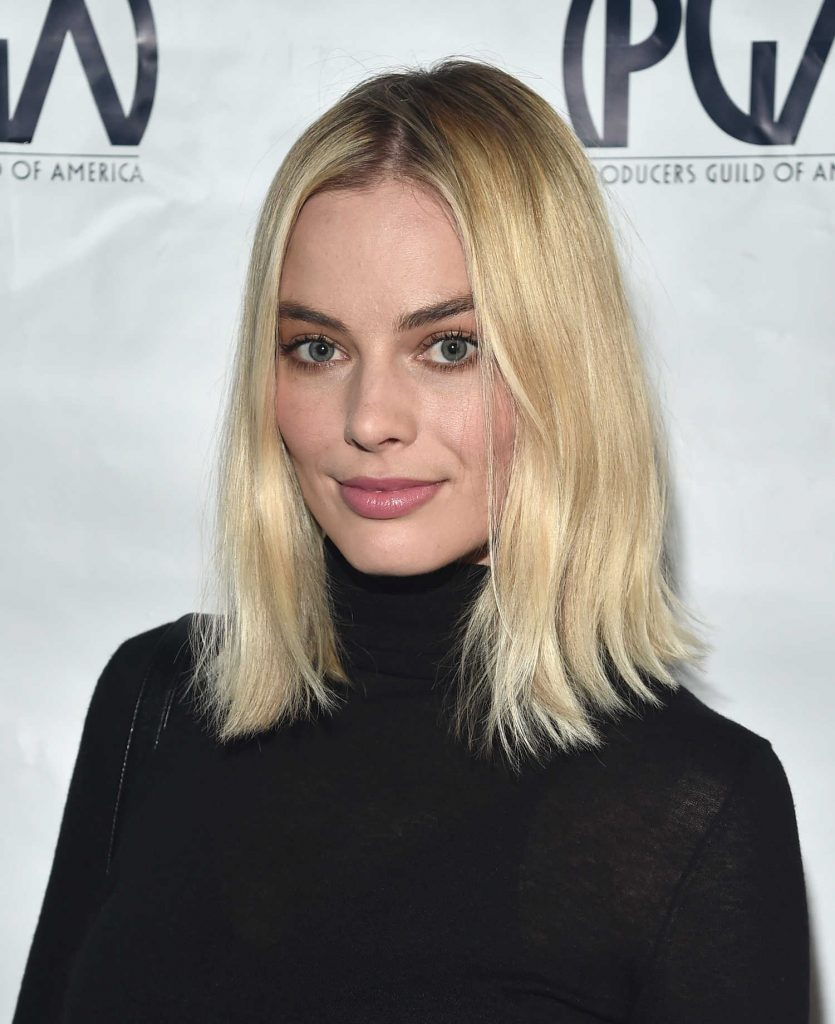 Margot Robbie Attends the 29th Annual Producers Guild Awards in Beverly Hills-3
