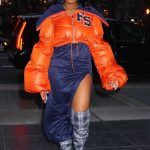 Normani Kordei Arrives to the Sony Building in NYC