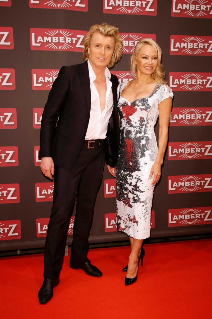 Pamela Anderson at 2018 Lambertz Monday Night in Koln-1
