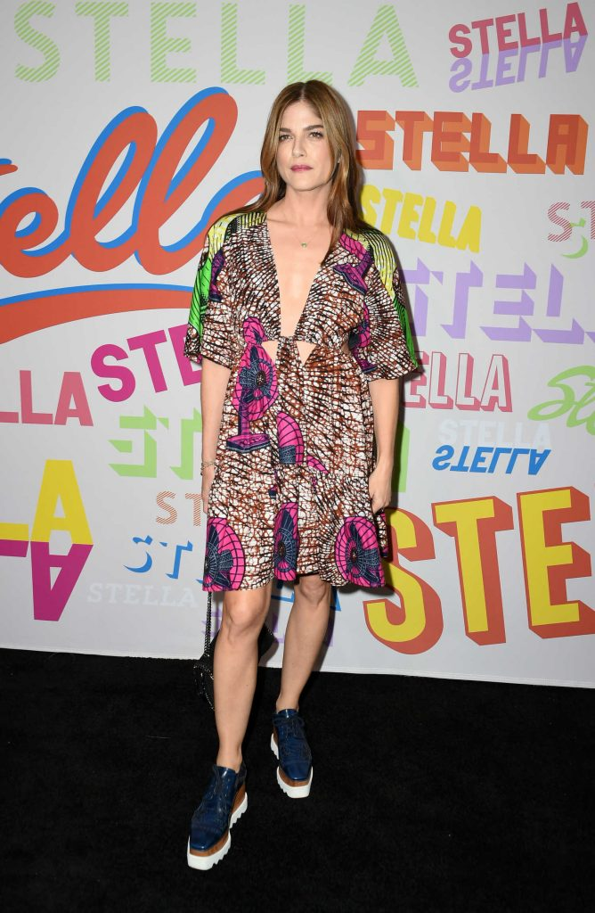 Selma Blair at the Stella McCartney Show in Hollywood-1