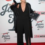 Sharon Stone at Inaugural Janie's Fund Gala and Grammy Awards Viewing Party in LA