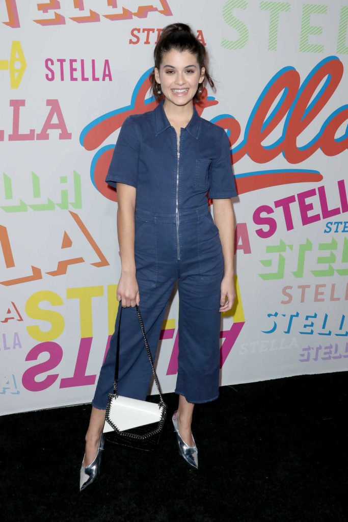 Sofia Black-D'Elia at the Stella McCartney Show in Hollywood-1