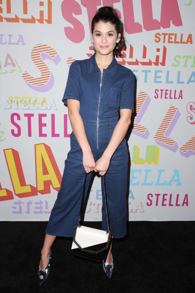 Sofia Black-D'Elia at the Stella McCartney Show in Hollywood-2