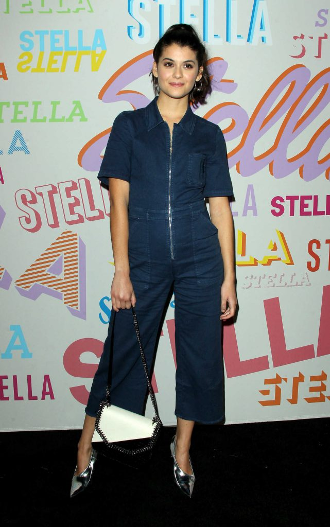 Sofia Black-D'Elia at the Stella McCartney Show in Hollywood-3