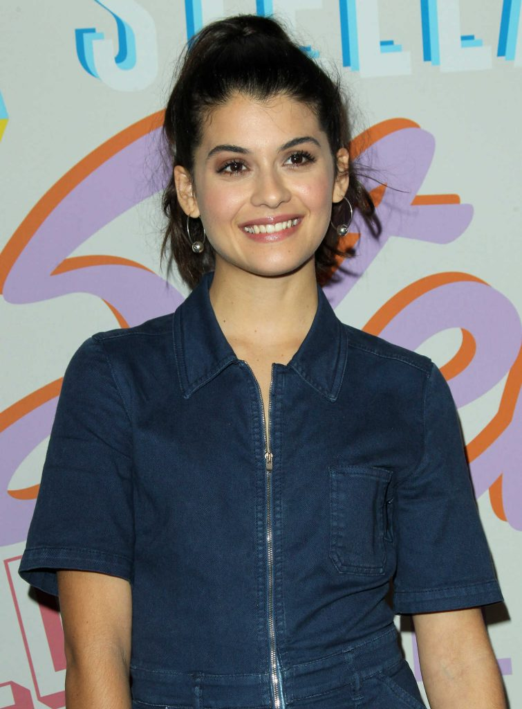 Sofia Black-D'Elia at the Stella McCartney Show in Hollywood-4