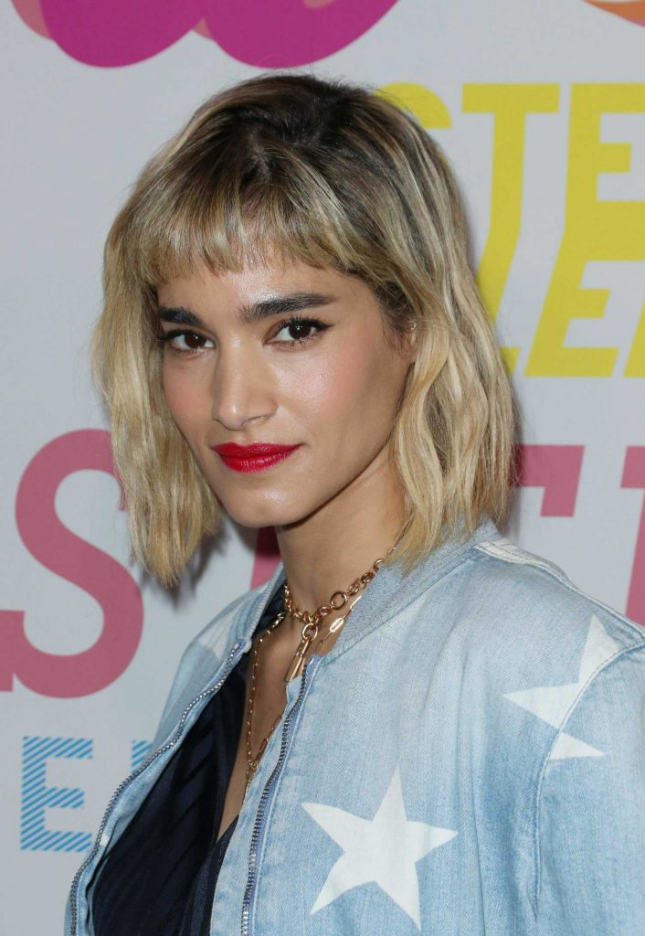 Sofia Boutella at the Stella McCartney Show in Hollywood-5