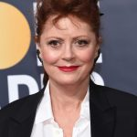 Susan Sarandon at the 75th Annual Golden Globe Awards in Beverly Hills