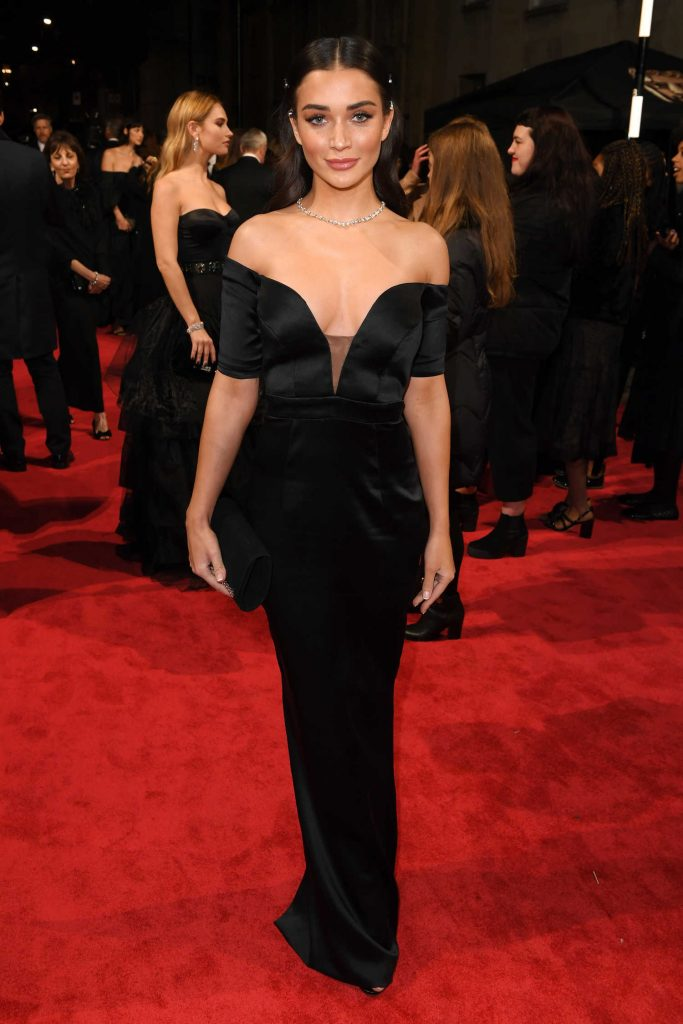 Amy Jackson at the 71st British Academy Film Awards at Royal Albert Hall in London-1