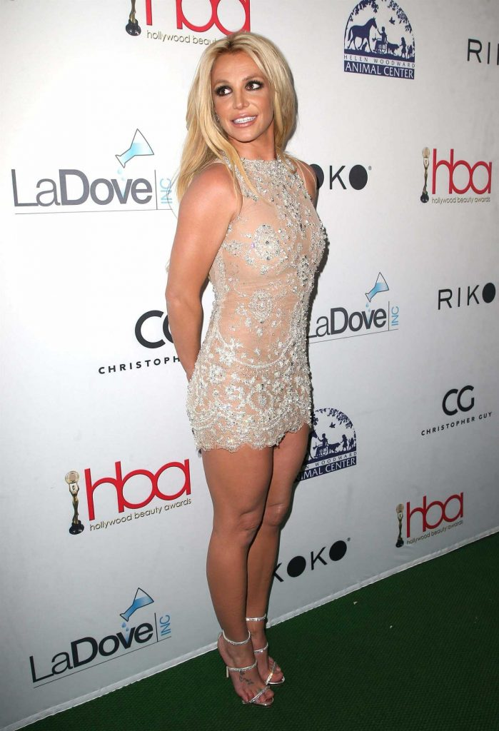 Britney Spears at Hollywood Beauty Awards in Los Angeles-2