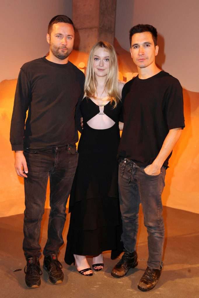 Dakota Fanning at the Proenza Schouler Fragrance Party During New York Fashion Week in New York City-2