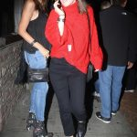 Emma Watson Arrives at Nathaniel Rateliff and The Night Sweats Concert at the Troubadour in West Hollywood