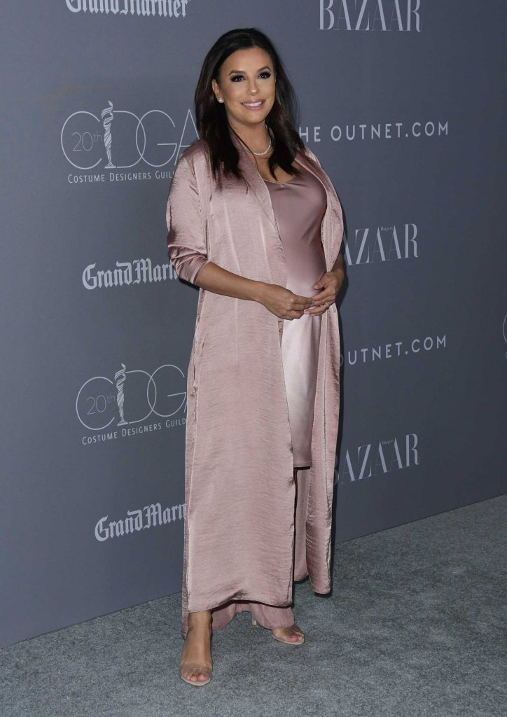 Eva Longoria at the 20th Costume Designers Guild Awards in Beverly Hills-2