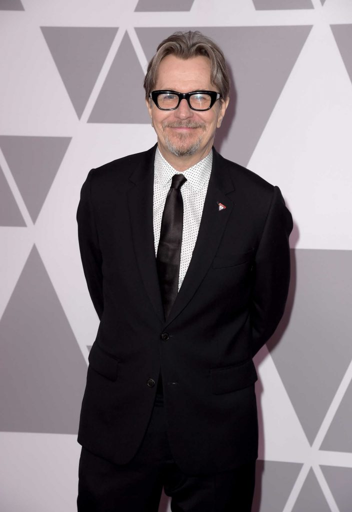 Gary Oldman At The Th Annual Academy Awards Nominee Luncheon In Beverly Hills X