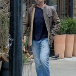 Gerard Butler Was Seen Out in Tribeca, New York