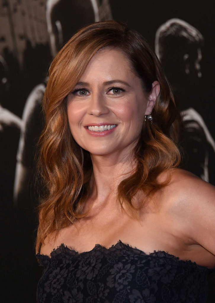 Jenna Fischer At The 15 17 To Paris Premiere In Burbank