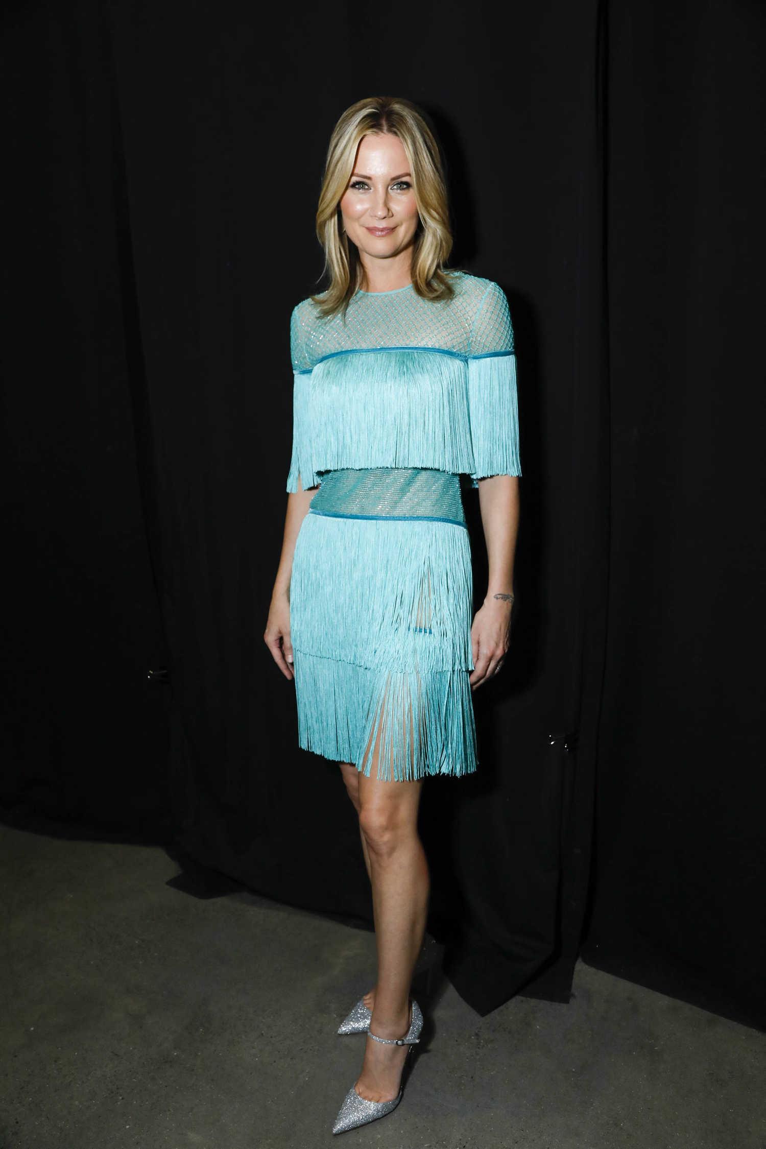 Jennifer Nettles At The Naeem Khan Fashion Show During New York Fashion Week In New York City